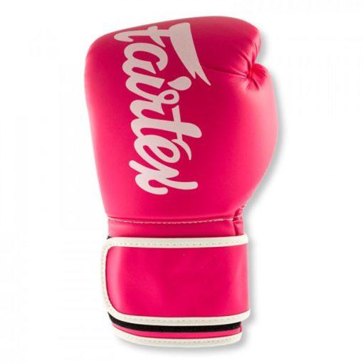 Fairtex Boxningshadskar BGV14 rosa 3