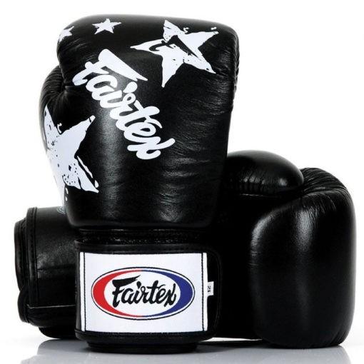 Fairtex Boxningshandskar BGV1 Black Nation 1