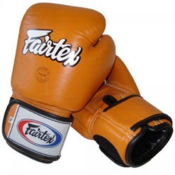 Fairtex Boxningshandskar BGV1 Limited Edition orange 1