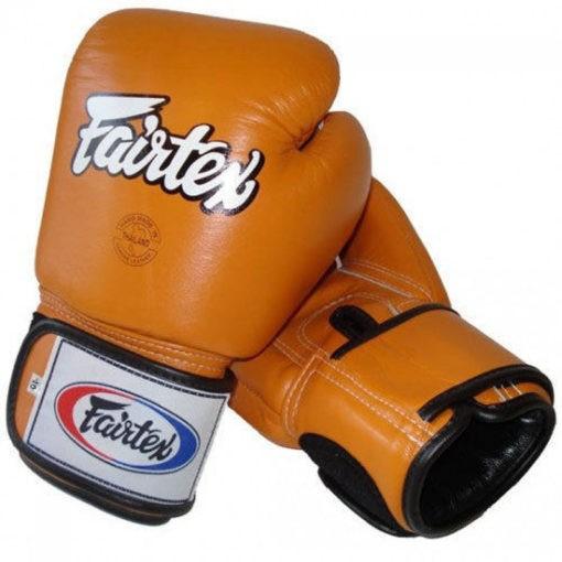 Fairtex Boxningshandskar BGV1 Limited Edition orange 1