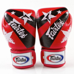 Fairtex Boxningshandskar BGV1 Red Nation