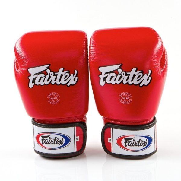 Fairtex Boxningshandskar BGV1 rod 1