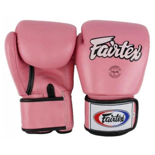 Fairtex Boxningshandskar BGV1 rosa 1