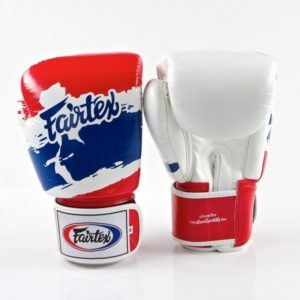 Fairtex Boxningshandskar BGV1 thai flag 1