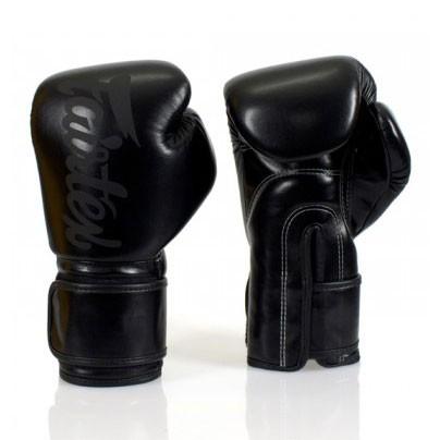Fairtex Boxningshandskar BGV14 svart svart