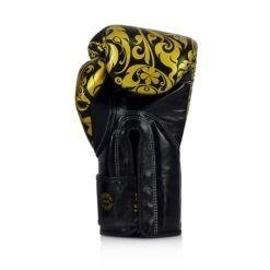 Fairtex Boxningshandskar Glory Limited Edition svart guld 2