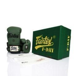 Fairtex Boxningshandskar Limited Edition F Day 1