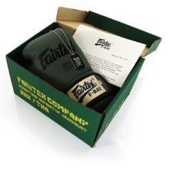 Fairtex Boxningshandskar Limited Edition F Day 2