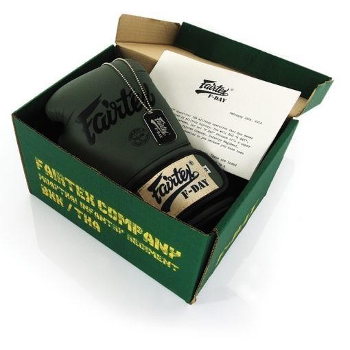 Fairtex Boxningshandskar Limited Edition F Day 2