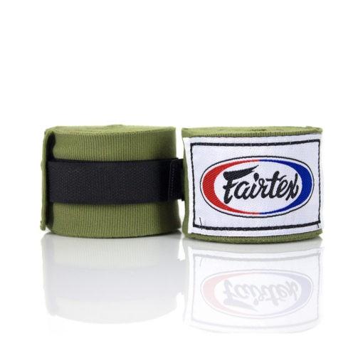 Fairtex boxningslin or 45 m olivegron