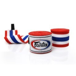 Fairtex boxningslindor 45 m thai flag 1