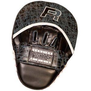 Fighter Ultralätt Hook n Jab Pads svart grå 2
