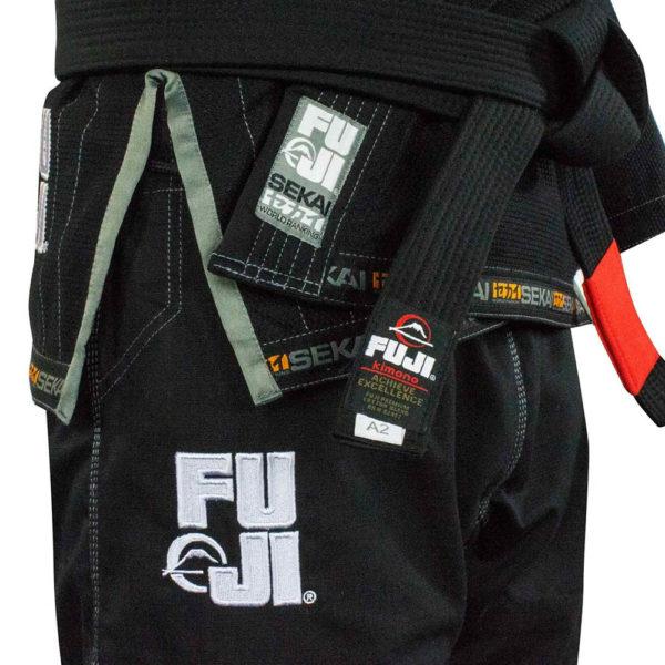 Fuji Bjj Gi Sekai 2.0 svart 7