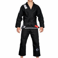 Fuji Bjj Gi Submit Everyone svart 1