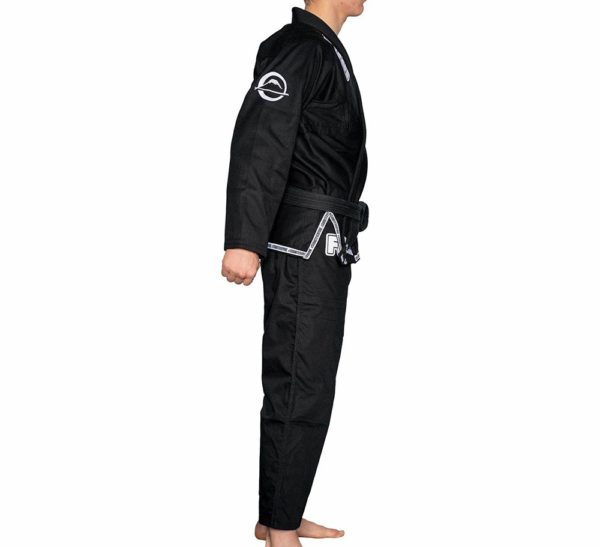 Fuji Bjj Gi Submit Everyone svart 2