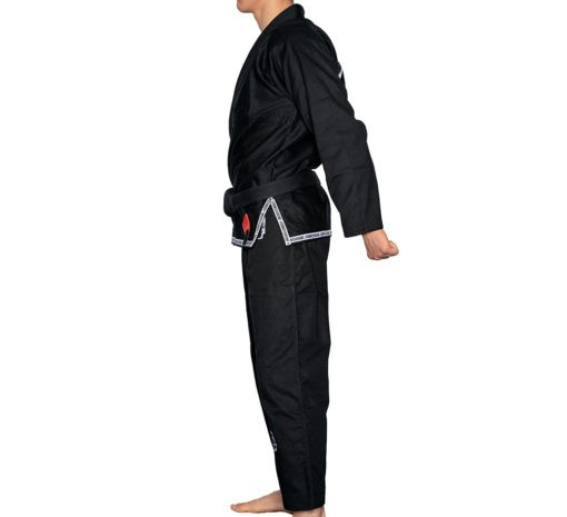 Fuji Bjj Gi Submit Everyone svart 3