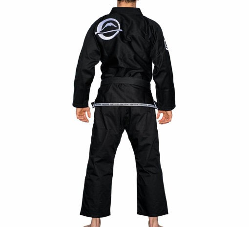 Fuji Bjj Gi Submit Everyone svart 4
