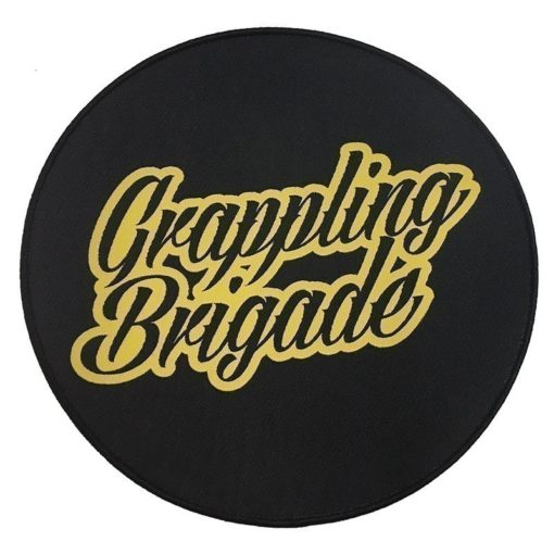 Grappling Brigade Patch