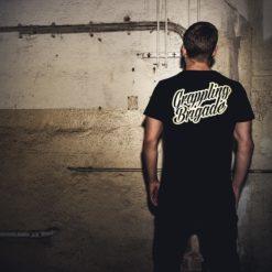 Grappling Brigade T shirt Stranglers 3 1
