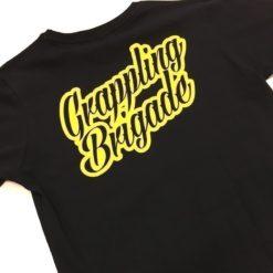 Grappling Brigade T shirt Stranglers 3