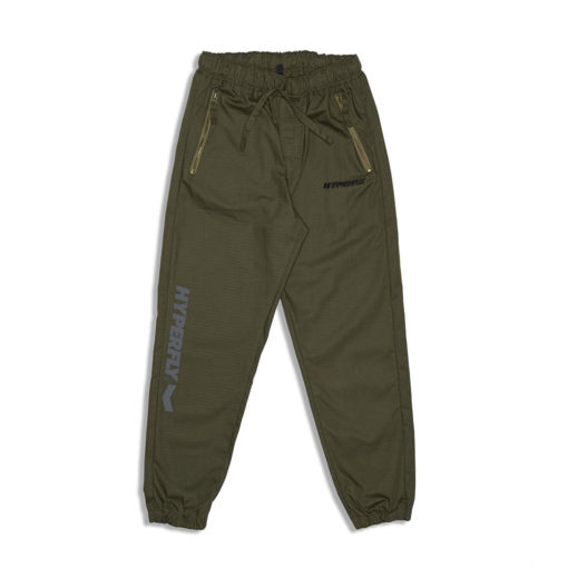Hyperfly Active Jogger Pants olive 1