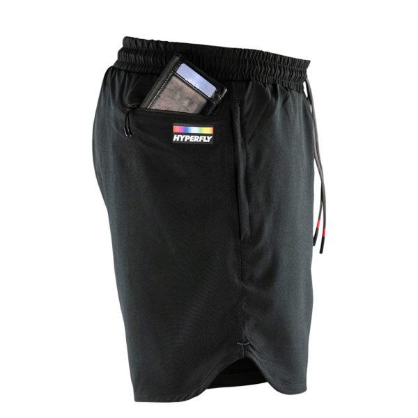 Hyperfly Athletic Shorts Icon black 6