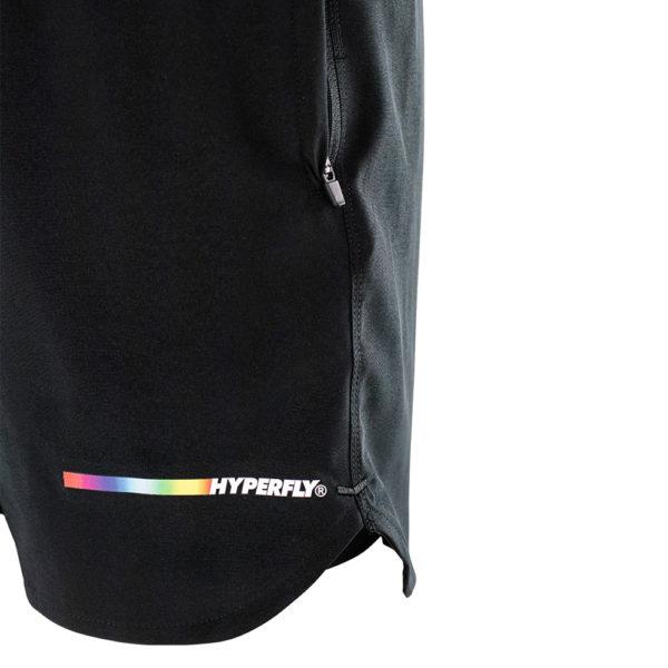Hyperfly Athletic Shorts Icon black 9