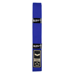 Hyperfly BJJ Belt Core blue