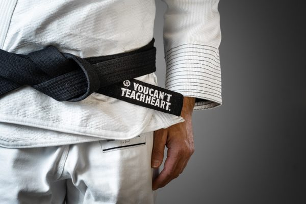 Hyperfly BJJ Belt YCTH Comp black 2