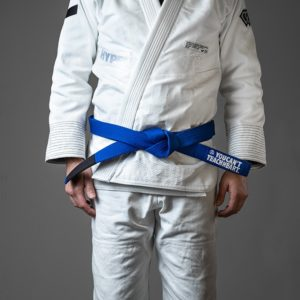 Hyperfly BJJ Belt YCTH Comp blue 1
