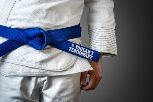 Hyperfly BJJ Belt YCTH Comp blue 2