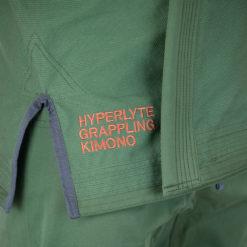 Hyperfly BJJ Gi Hyperlyte 2 5 Olive Copper 4