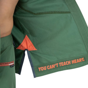 Hyperfly BJJ Gi Hyperlyte 2 5 Olive Copper 5