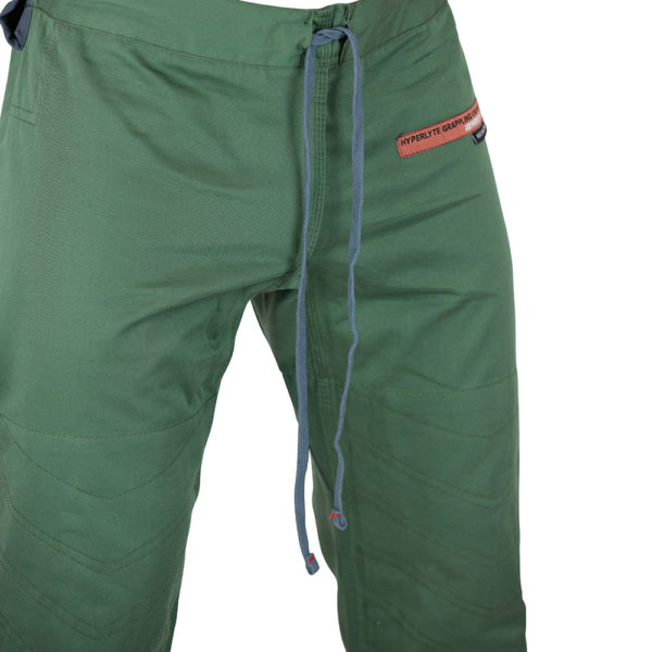 Hyperfly BJJ Gi Hyperlyte 2 5 Olive Copper 9