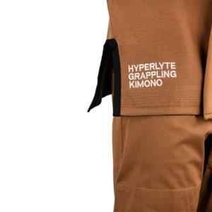 Hyperfly BJJ Gi Hyperlyte 2.5 chestnut 4