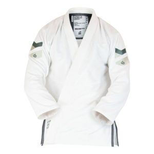 Hyperfly BJJ Gi Hyperlyte 2.5 white grey 1