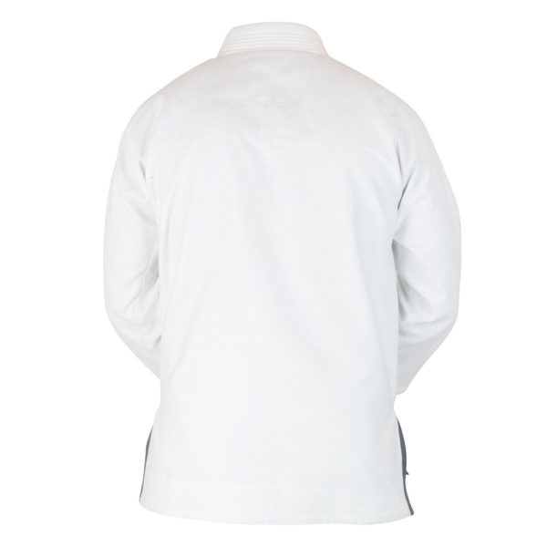 Hyperfly BJJ Gi Hyperlyte 2.5 white grey 5