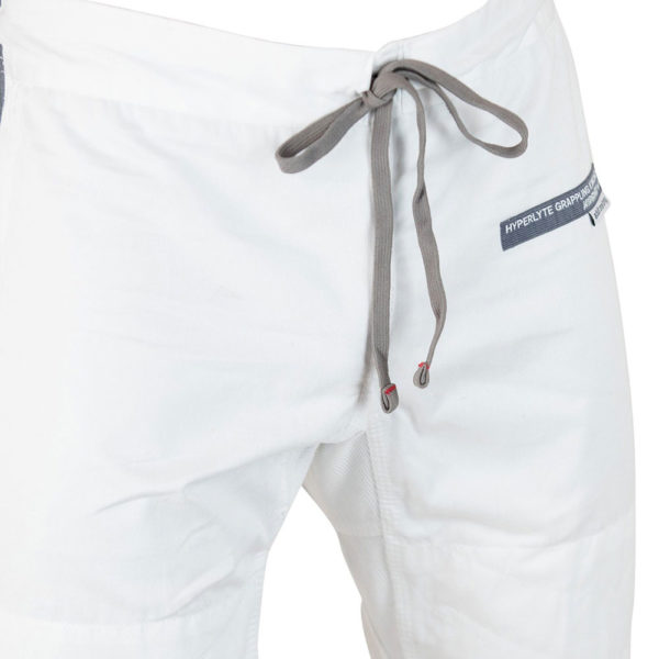 Hyperfly BJJ Gi Hyperlyte 2.5 white grey 7