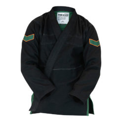 Hyperfly BJJ Gi Icon 2021 black 1
