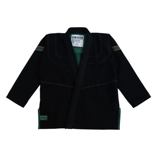 Hyperfly BJJ Gi Icon 2021 black 11