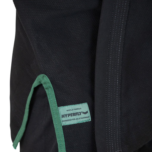 Hyperfly BJJ Gi Icon 2021 black 4