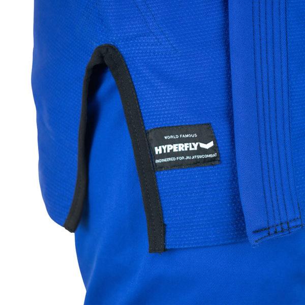 Hyperfly BJJ Gi Icon 2021 blue 4