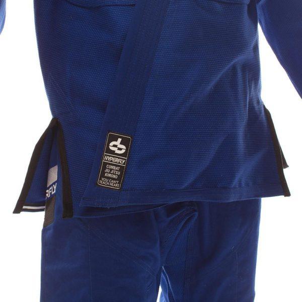 Hyperfly BJJ Gi Premium 3 0 blue 3