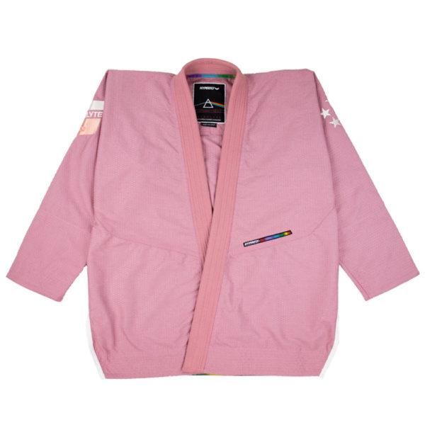 Hyperfly BJJ Gi Starlyte II pink 1