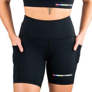 Hyperfly FlyGirl Athletic Shorts 2.0 black 4