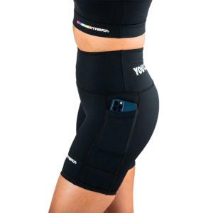 Hyperfly FlyGirl Athletic Shorts 2.0 black 5
