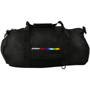 Hyperfly Foam Mesh Gear Bag svart