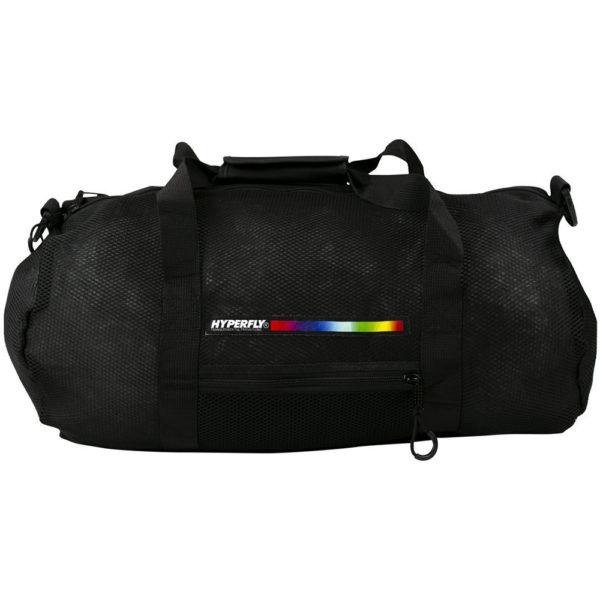 Hyperfly Foam Mesh Gear Bag svart