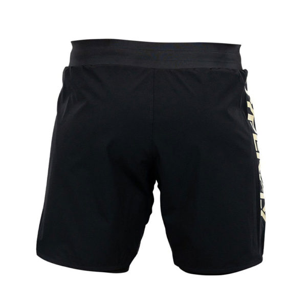 Hyperfly Grappling Shorts Icon black gold 6