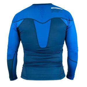 Hyperfly Rashguard ProComp Supreme Long Sleeve blue 5